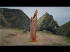 ▶ Wind Harp - Aeolian Harp on the Irish coast - YouTube