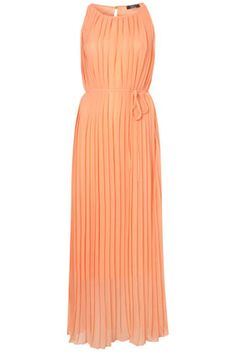 Pleat Maxi Dress by Rare** - Dresses  - Clothing  - Topshop Barry and Sheila's Wedding!