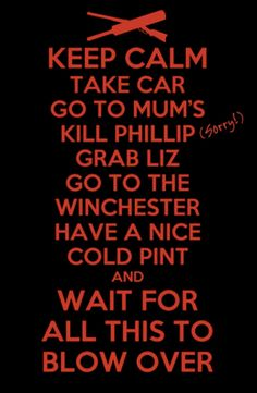 To the Winchester!
