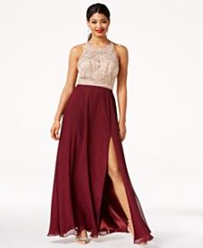 788f0864c789 Prom Dresses 2018 - Macy's | Prom | Prom dresses, Prom, Junior dresses
