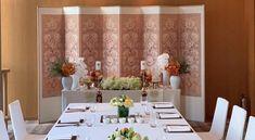 Park Hyatt Seoul - 축하연, 생신연 Park Hyatt Seoul  축하연 소규모 가족연 전통상 보드룸 70th Birthday Parties, Seoul, Table Settings, Party, Place Settings, Parties, Tablescapes