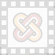 Plantillas para Mosaico Romano - Tienda de Reconstrucción Histórica JANO