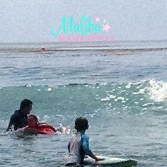 Day 4  #AboutMalibu - #Surfing! #trraveltuesday #familytravel #locallove