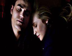 Photo of STEROLINE    TVD – 5x17    (Stefan  for fans of Stefan & Caroline. The Vampire Diaries – Season 5, Episode 17 (Rescue Me)