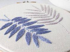 Shades of lavender. . . . . #embroidery #stitching #handembroidery #handmade #bordado #broderie #handmadeUSA #embroideryinstaguild #needlework #damngoodstitch #makersmovement #makersgonnamake #dmcthread #contemporaryembroidery #modernmaker #etsyseller #handstitched #embroideryaddict #embroideryart #hoopart #xmasgift #giftsunder50