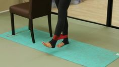 #Exercises for #ACL Injuries Using an Exercise Band #video by Amber Nimedez
