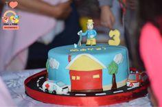 tort-copii-tema-pompierii-cofetaria-laura-maria-alba-iulia Cake, Desserts, Tailgate Desserts, Deserts, Kuchen, Postres, Dessert, Torte, Cookies