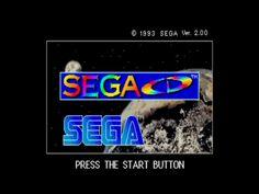 #SegaCD BIOS #gif