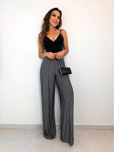 Everything boils down to your dressing style! So, Ladies, it is time for you to pay close attention to your work and office outfits because they play… - Trendy Summer Outfits, Classy Outfits, Chic Outfits, Fashion Outfits, Womens Fashion, Looks Style, Casual Looks, Elegantes Outfit, Outfit Trends