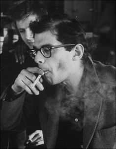 "Beatnik Style- Allen Ginsberg  HE SURE CHANGED...60'S HE HAD AN AFRO AND WAS MUCH ""LARGER""!"