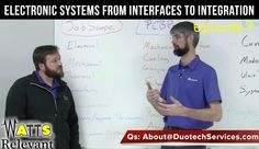 Electronic Systems from Interfaces to Integration http://duotechservices.com/electronic-systems-from-interfaces-to-integration