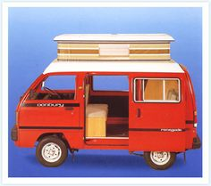 Home of the Bedford Rascal