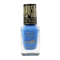 Barry M Nail Effects Nail Paint-321 Gold: Amazon.co.uk: Beauty