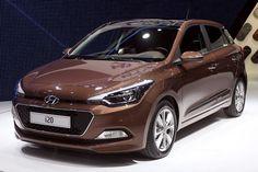Hyundai Club UA: Премьера нового поколения Hyundai i20