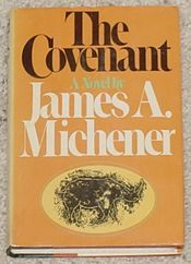 Another example of Michener's amazing ability to enthrall, engross, entertain and educate simultaneously.