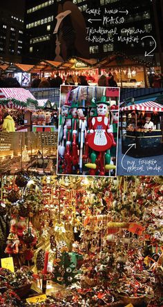 Christkindl Market in Chicago... And I am... Dec 2014! CANT WAIT!!!! German Christmas Market!