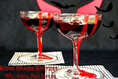 Vampire's Weakness (Blood Orange Spritzer)