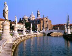 #Italy #Padova #Prato della Valle