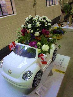 Canada Flower Show 2015, Canada Bloom  by Katia Creative Studio