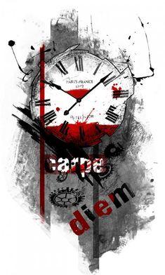 Watch tattoo on sketch (on paper) trash polka by Maksim Fedoruk Boy Tattoos, Skull Tattoos, Tattoos For Guys, Clock Tattoo Design, Tattoo Designs, Time Clock Tattoo, Trash Polka Art, Tatoo 3d, Tattoo Trash