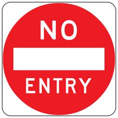 Road and Traffic Signs - Regulatory Signs: Sunny Signs Perth ...