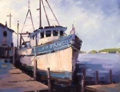 Rick McClure (oil on canvas)