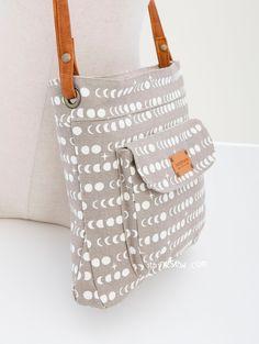 Jeannie Bag PDF Pattern (#1317) - ithinksew.com