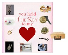 """""""You hold the key to my heart #voguet"""" by underlyingsimplicity ❤ liked on Polyvore featuring ESCADA, vintage and vogueteam"""