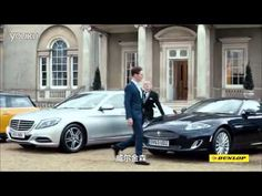 Second Version of Commercial with Benedict Cumberbatch for Dunlop Tyres