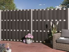 Villa Community Privacy Fence ,hot Selling Wpc Fence Manufacturers | PVC |  WPC Fencing U0026 Railing (Balustrade) Suppliers | Pinterest | Composite Fencing