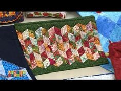 PATCHWORK - BARRADO EM SEMINOLE - ATELIE NA TV - YouTube