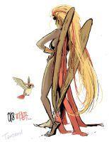 018.Pidgeot by tamtamdi