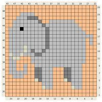 Thrilling Designing Your Own Cross Stitch Embroidery Patterns Ideas. Exhilarating Designing Your Own Cross Stitch Embroidery Patterns Ideas. Cross Stitch Animals, Cross Stitch Kits, Cross Stitch Designs, Cross Stitch Embroidery, Embroidery Patterns, Cross Stitch Patterns, Pixel Crochet, Crochet Chart, Bead Crochet