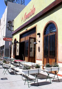 Great Mexican restaurant in Las Vegas with an eclectic design.
