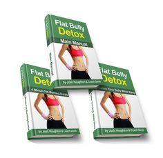 Flat Belly Detox™ By Josh Houghton https://www.liveebooks.com/flat-belly-detox/