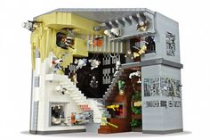 Lego Star Wars Meets M. C. Escher