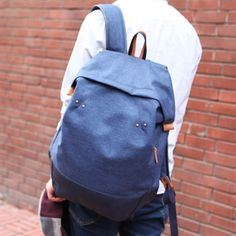 Canvas Backpack (Limited Edition)