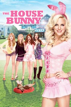 Watch The House Bunny (2008) Full Movie Online Free