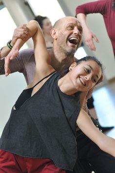Il Maestro Eugenio Buratti a Pasqua in Danza 2015! Bellissime lezioni...Grandi emozioni...