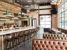 Hampton & Hudson - new Inman Park restaurant