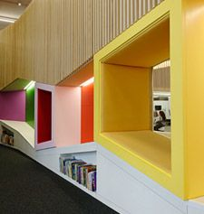 The Hive, Worcester   Demco Interiors - Inspiring Library Design