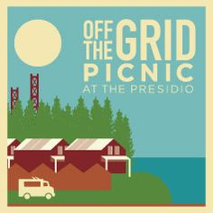 Picnic at the Presidio, my favorite place to spend a Sunday afternoon. Great food, good music, awesome location!