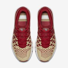 For all the #49ers fans. Loving these kicks. Nike Train Speed 4 AMP (NFL 49ers) Men's Training Shoe