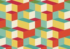 Art Beat Geometric Pattern | THOMPSONCo.