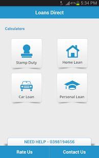 Loans Direct - various #calculators