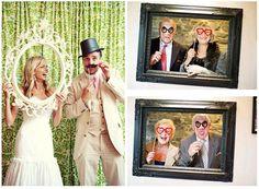Photocall para bodas... ¡sonríe! www.webnovias.com/blog