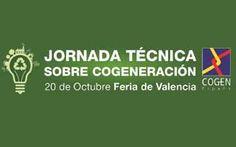 Jornada Técnica sobre Cogeneración en Feria Egética en Valencia #FeriaEgética