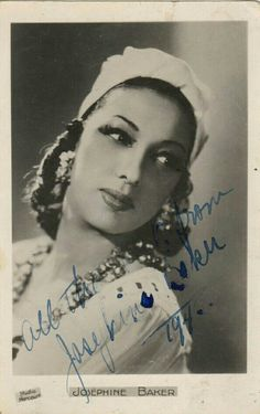 For The Love Of Josephine. Josephine Baker, Vintage Black Glamour, Vintage Glam, Black Celebrities, Celebs, Black Actresses, African American History, Up Girl, Classic Beauty