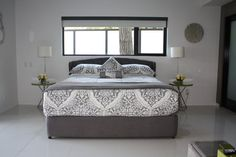 Platform Bed - Luxuriuos Chic Modern Storage Bed - Platform Storage Bed with Large Hidden Storage Drawers - Custom Tailored Made in the USA Box Bed Frame, Best Platform Beds, Hidden Storage, Storage Drawers, Tufted Bed, French Bed, Painted Cottage, Cool Beds, Bed Sizes