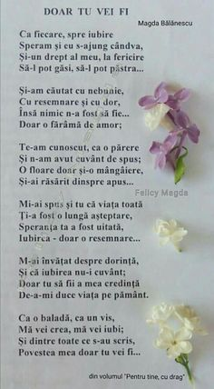 Povestea mea..... DOAR TU VEI FI.......pentru tine cu MULT DRAG!! Poetry Quotes, Christian Quotes, Affirmations, Literature, Lyrics, Life Quotes, Love You, Thoughts, Sayings